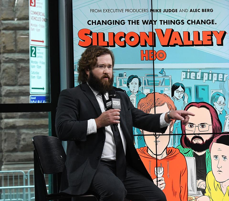 Build Presents Haley Joel Osment Discussing ″Silicon Valley″