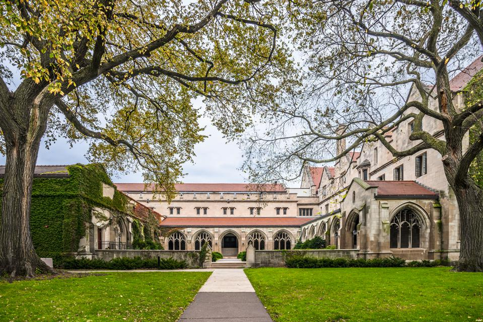 University of Chicago - Ida Noyes Hall