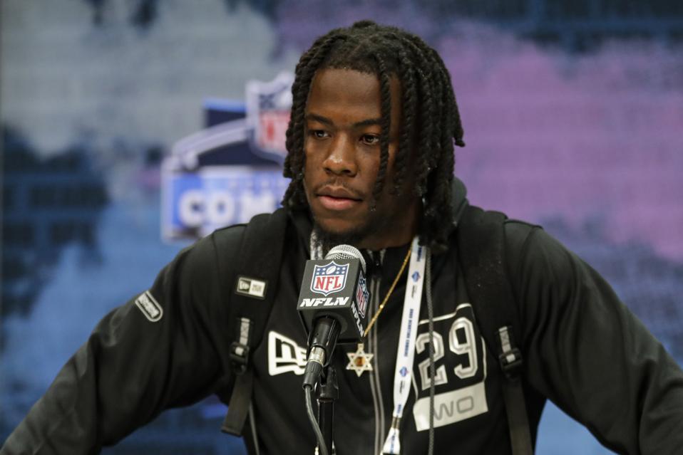 Jerry Jeudy NFL Draft