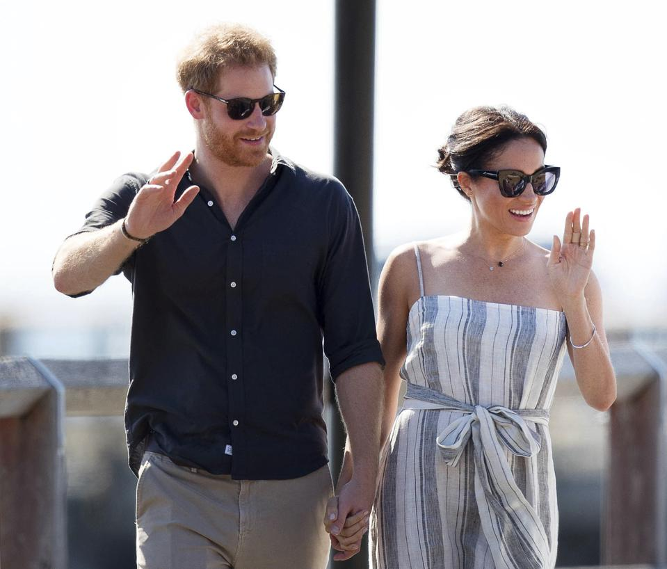 Harry and Meghan will no longer use ″Royal Highness″ titles
