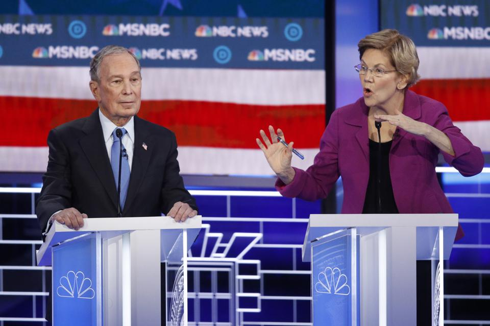 Bloomberg Blasted: The 5 Biggest Moments From The Democratic Debate