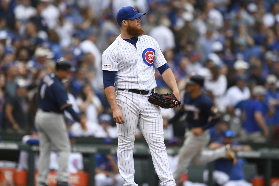 Cubs' $45 Million Man Craig Kimbrel Hasn't Lived Up To Investment