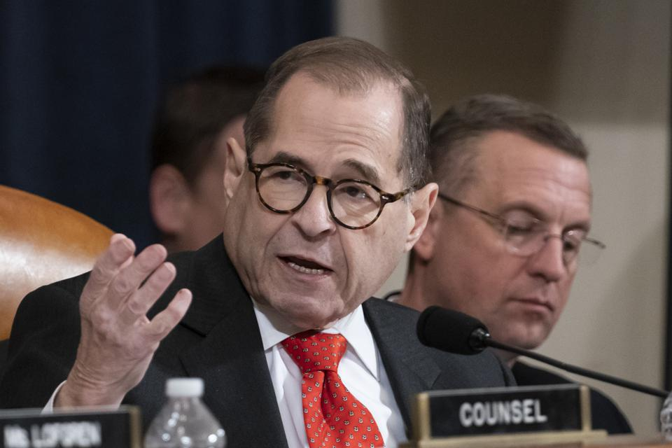 House Panel Approves Articles Of Impeachment In Historic Vote