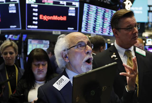 Markets Hit High (After Steep Drop) In Lockstep With Trump's Proclamations