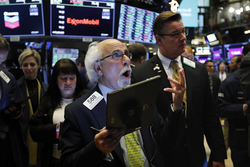 Trading closed Thursday with a record high for the S&P 500.