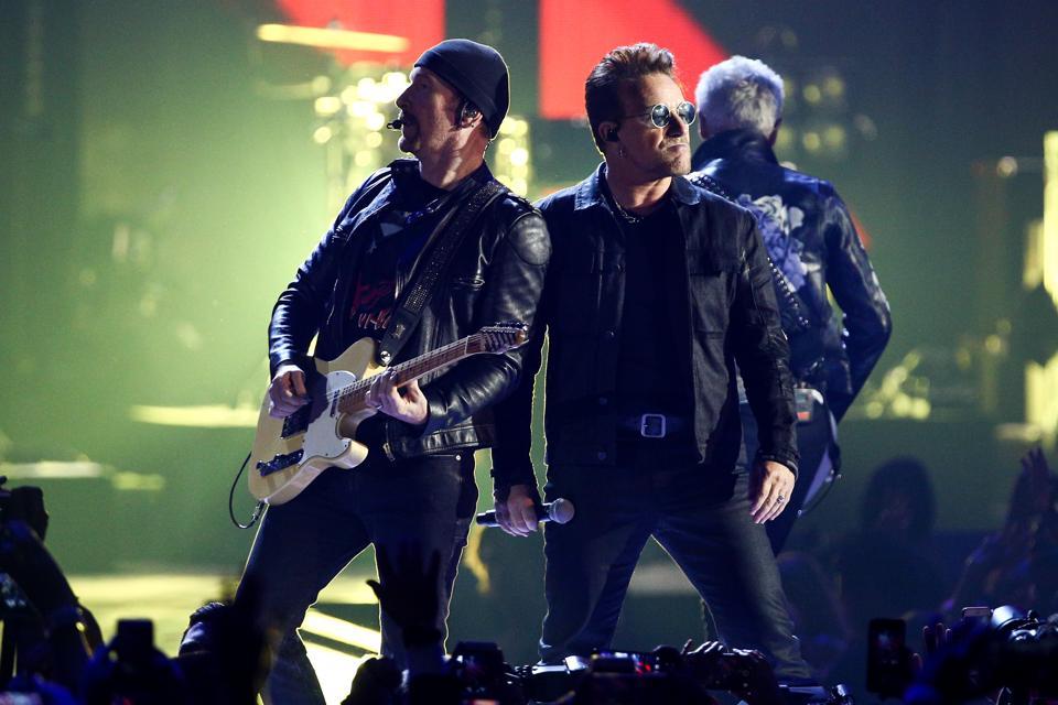 Inside The U2 To...U2 Tour 2017