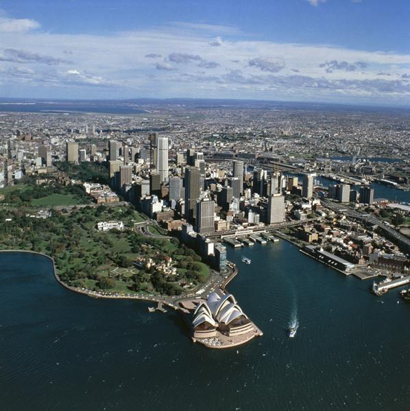 No. 8 (TIE): Sydney