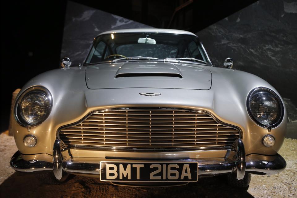 James Bond Favorite Aston Martin Lagonda Loses 17 Million In Third Quarter