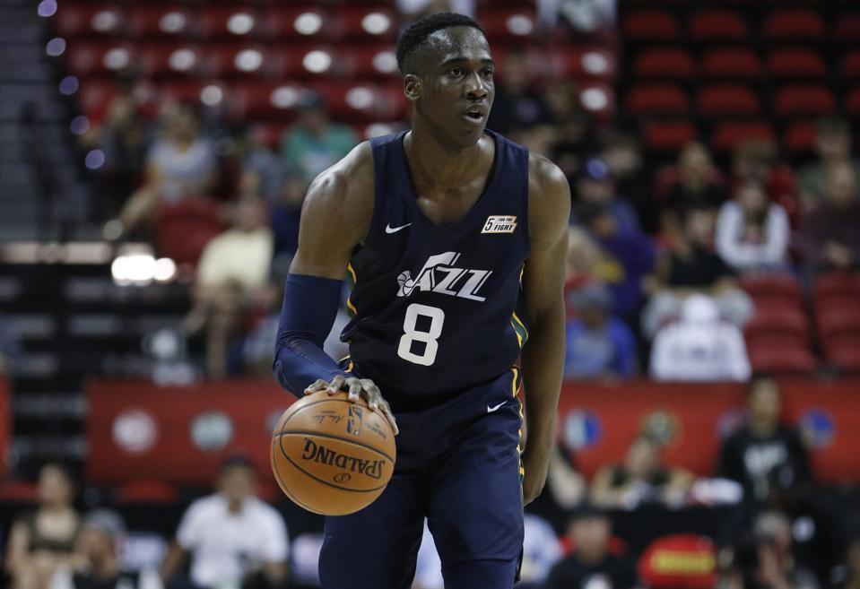 Jazz Rockets Basketball