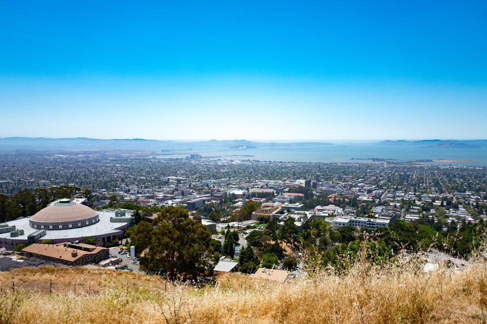 Berkeley CA Aerial