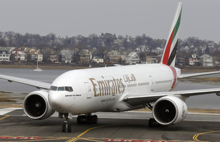 a380, boeing, airbus, orders, threatened, slower, growth, mideast, airlines, report