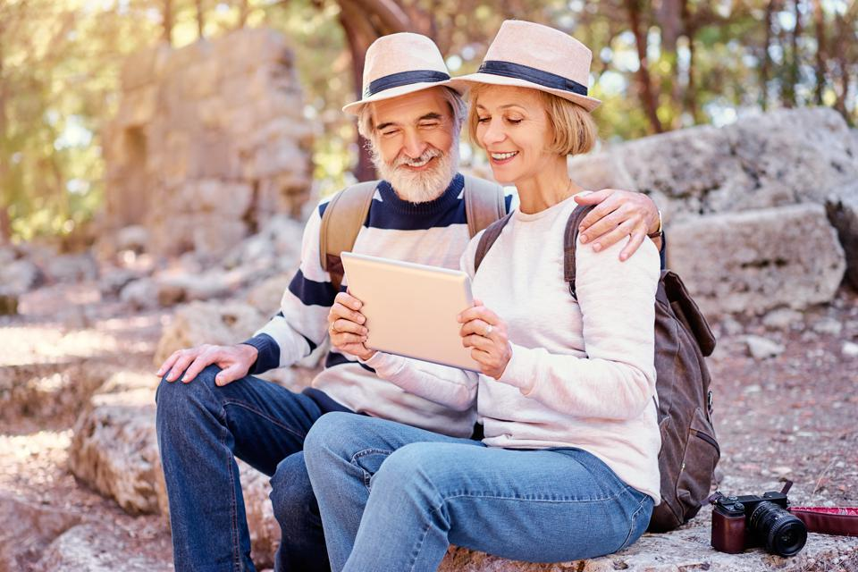 The New Retirement Haves And Have-Nots