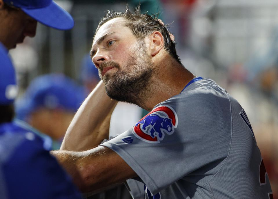 Cubs Phillies Baseball