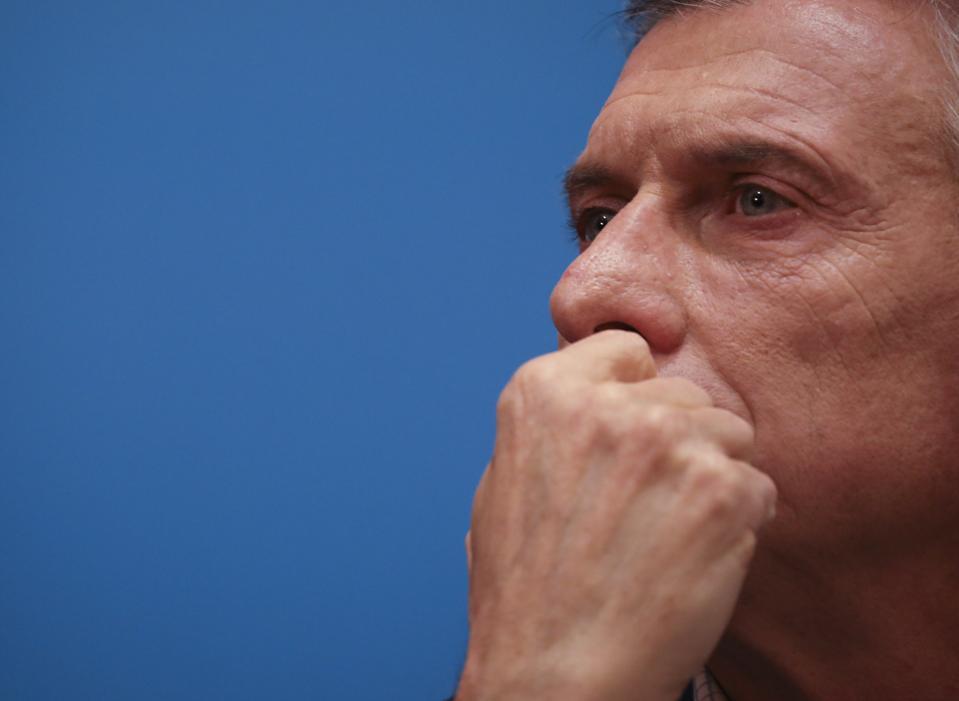 Argentina Elections Economy
