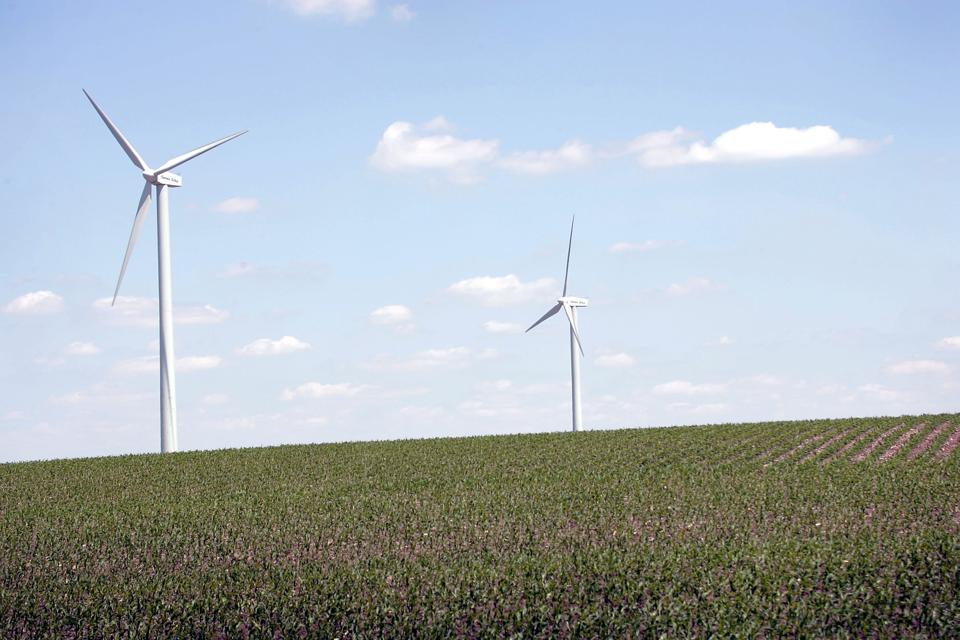 Wind Is The New Power In America's Heartland