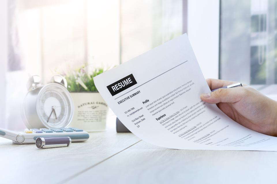 4 Resume Secrets That'll Take Your Job Hunt To The Next Level