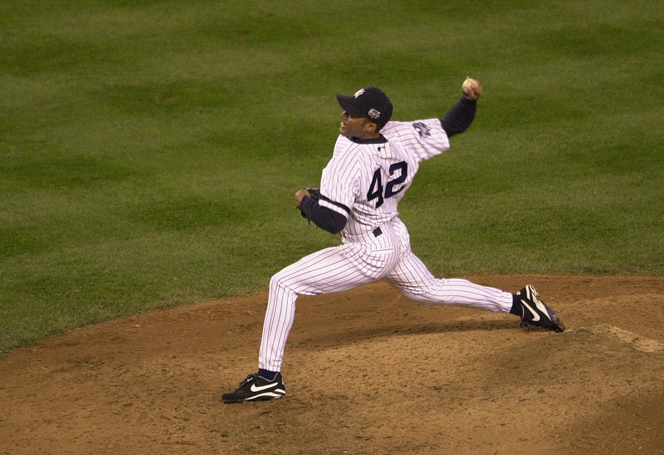 Mets v Yankees X Rivera