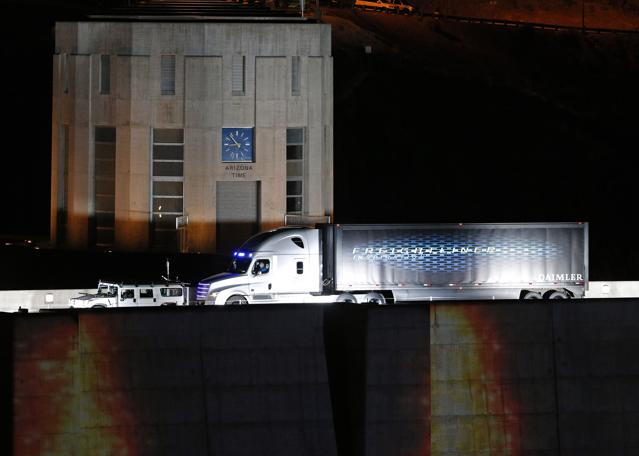 Daimler Autonomous Truck Has Huge Commercial Implications