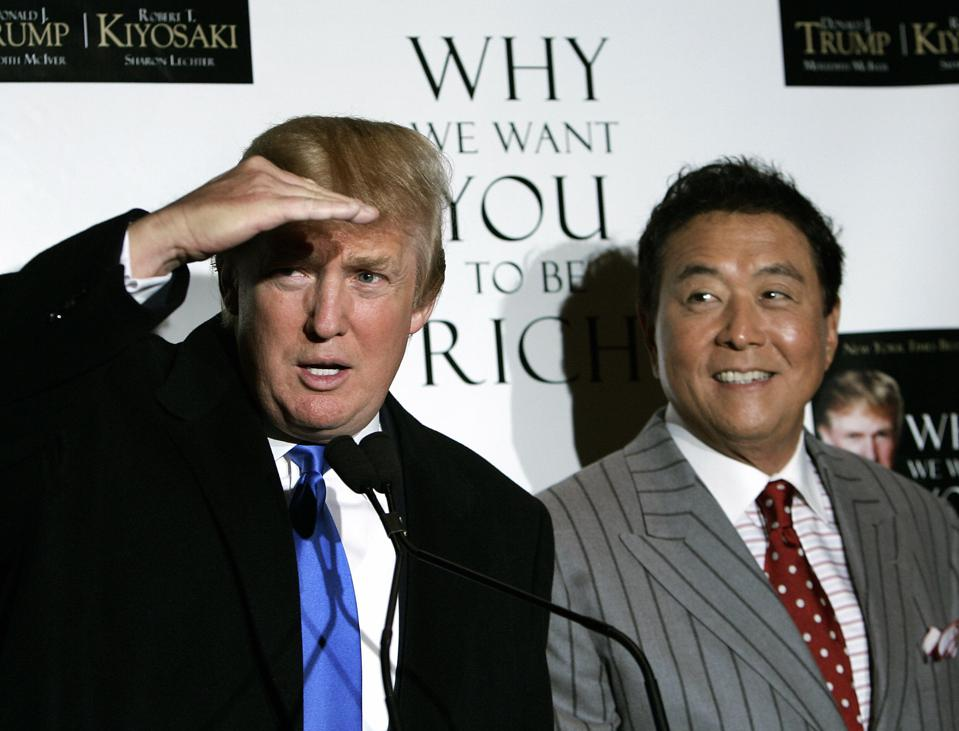 'Prosperity Gospel': What America's Rich And Successful (Including Donald Trump) Really Believe In