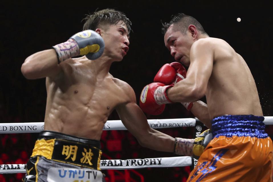 Japan Boxing Inoue Donaire
