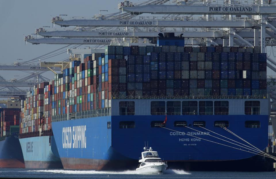 Container Shipping Trade