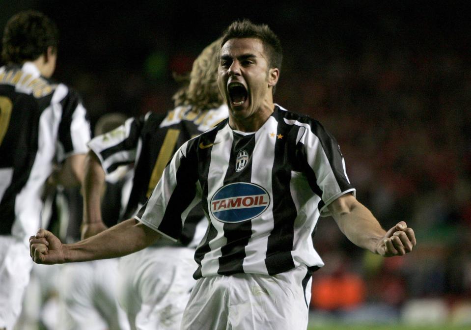 Ex-Juventus Star Fabio Cannavaro Lauds Gianluigi Buffon, Maurizio ...