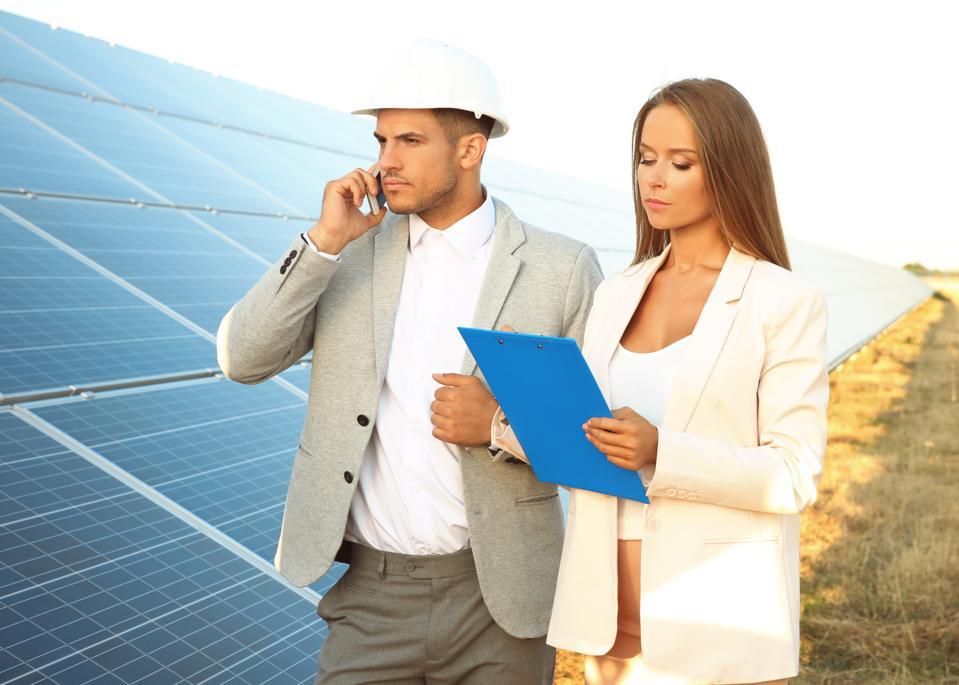 Tận dụng Bitcoin & Blockchain Đối với 'năng lượng mặt trời'