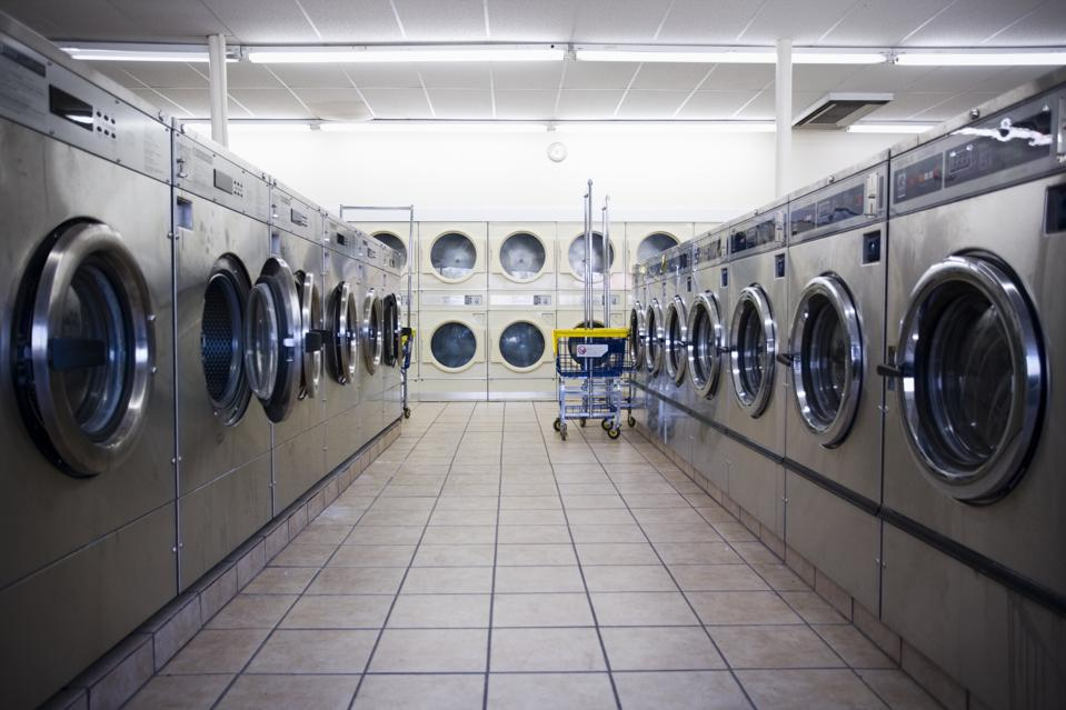 Laundromat COVID-19 coronavirus