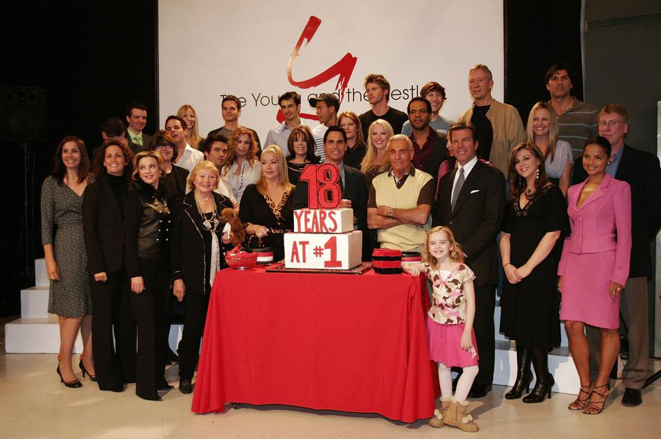 The Young And The Restless 18 Years As The Number One Daytime Drama