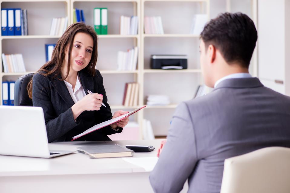 The 10 Commandments Of The Job Interview