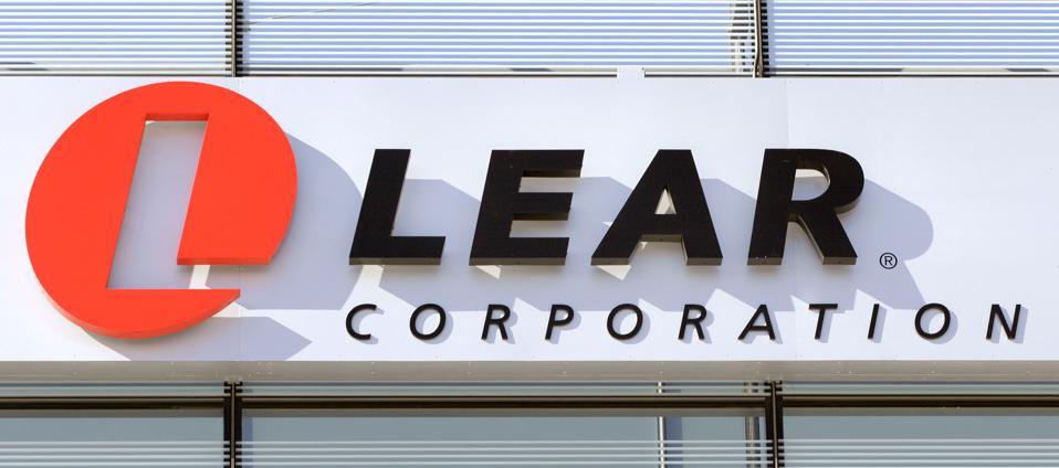 Auto Parts Supplier Lear Accepts $2.8 Billion Buyout