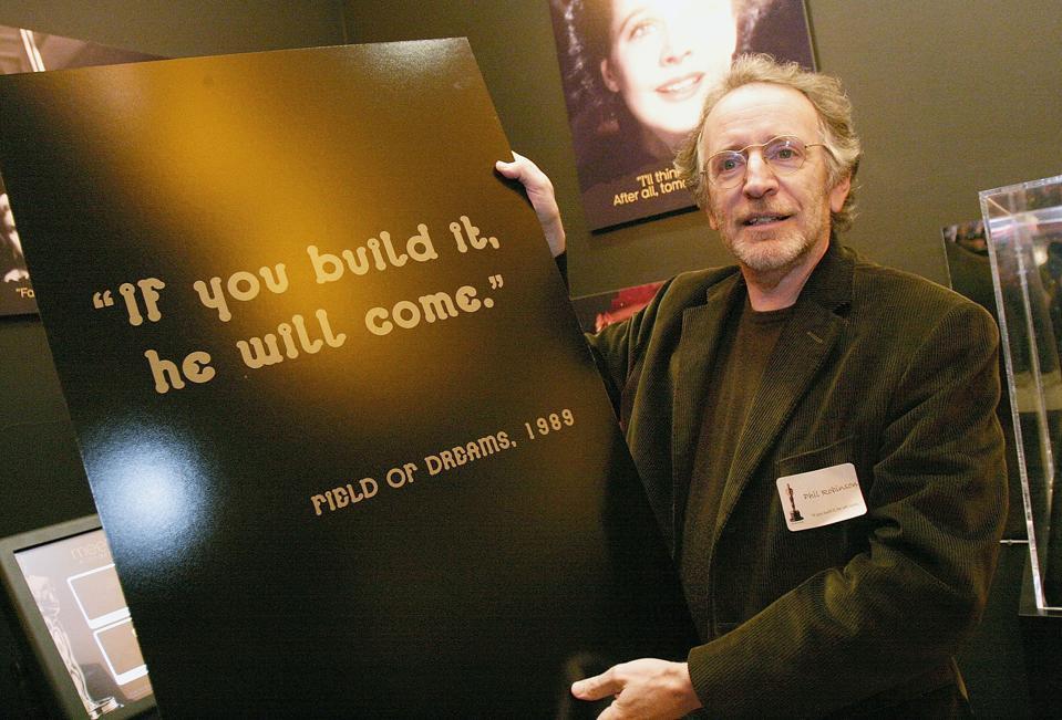 field of dreams, Phil Alden Robinson, director, kevin costner, fathom events, anniversary