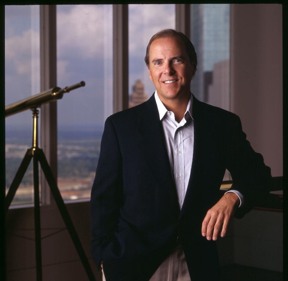 President of Enron Corporation Jeff Skilling...