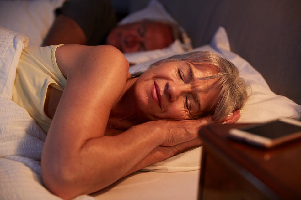 How Older Adults Can Improve Sleep Without Drugs