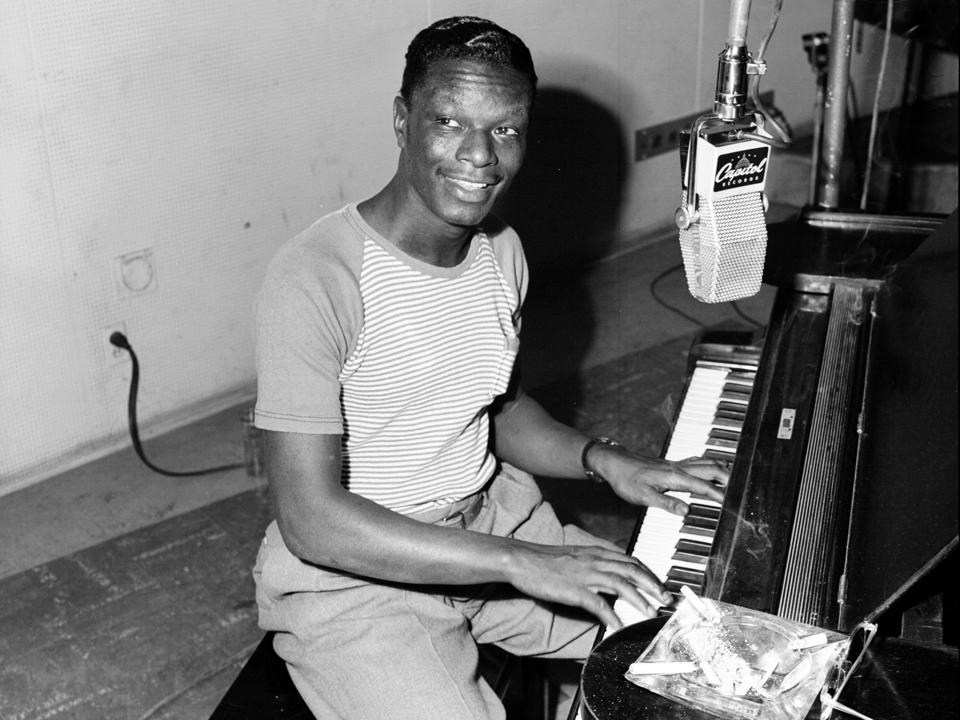 Nat ″King″ Cole At Capitol Studios