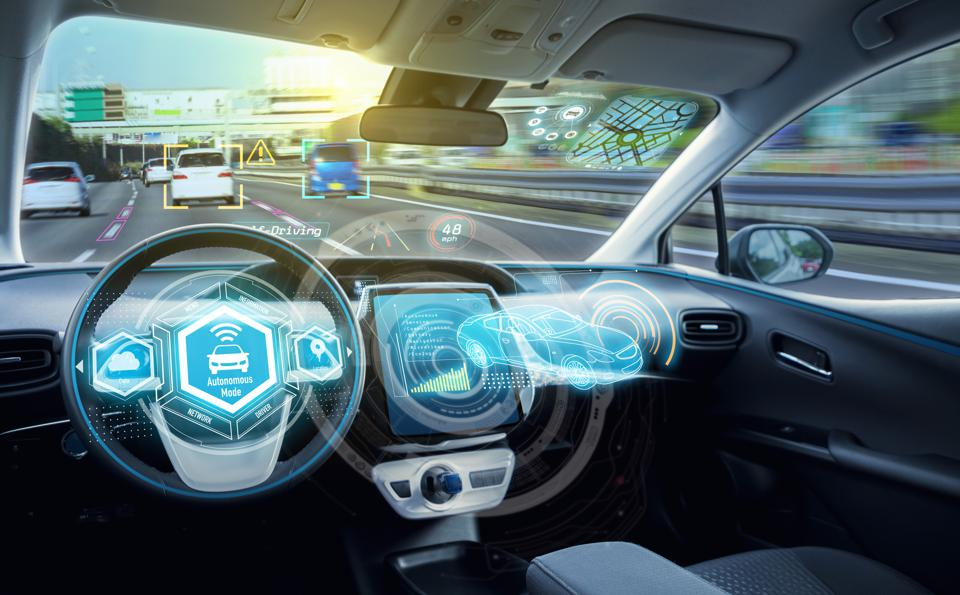 The Future Of The Transport Industry - IoT, Big Data, AI And Autonomous Vehicles