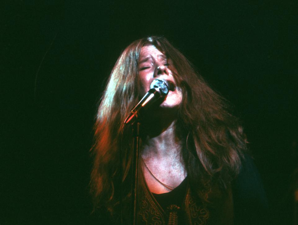 A New Janis Joplin Biography Recasts The Legendary Singer As A Visionary, Not A Victim