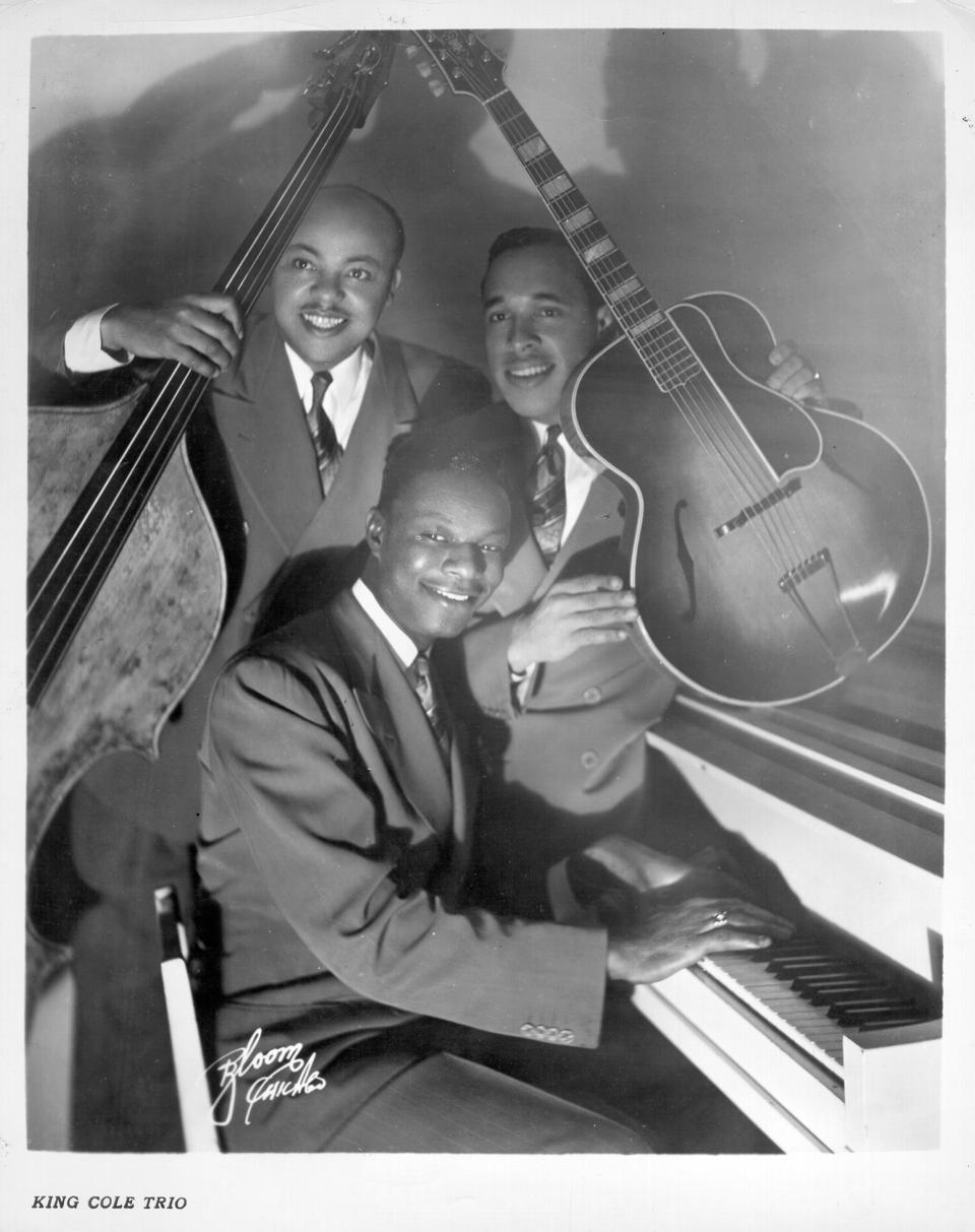 Nat ″King″ Cole Trio First Lineup