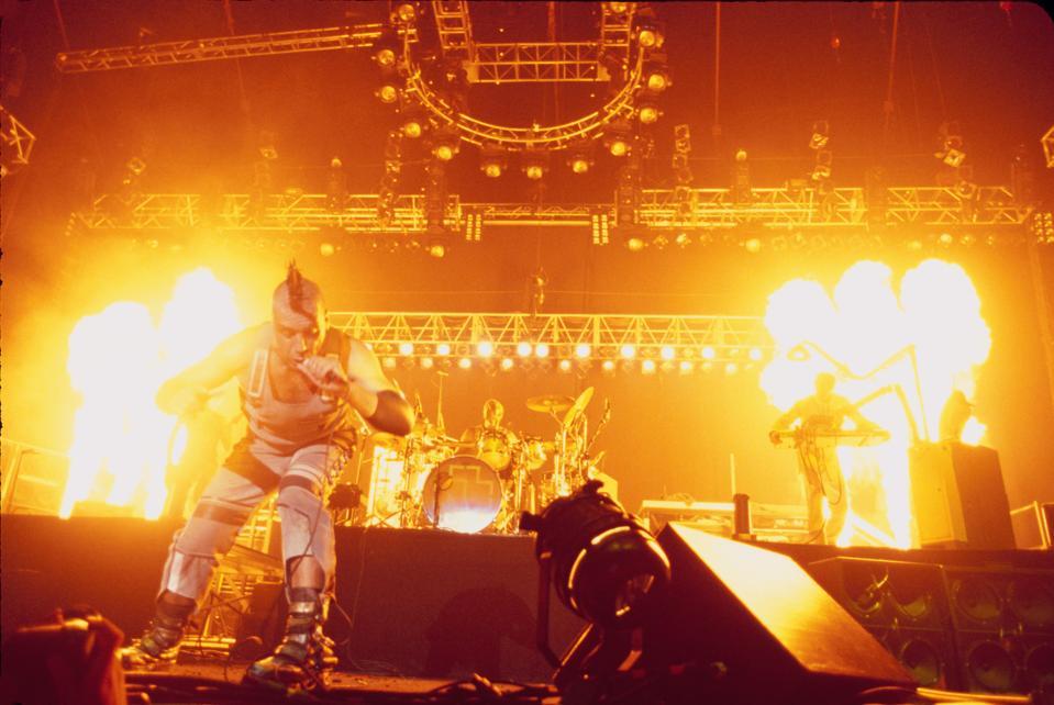 Pledge of Allegiance Concert Including Slipknot, System, and More