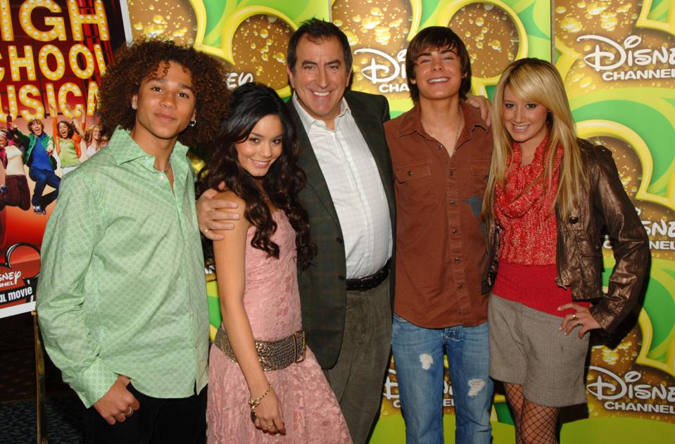 Disney Channel's ″High School Musical″ Press Breakfast - December 16, 2005