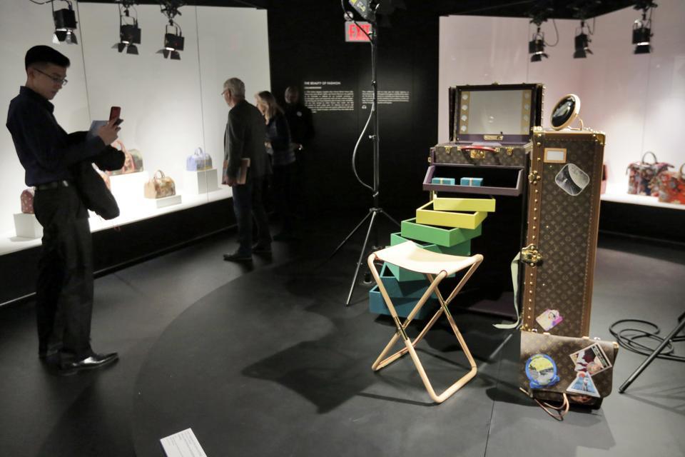 Travel Louis Vuitton Exhibit