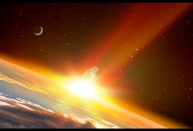 asteroid heading towards earth in 2017 - photo #19