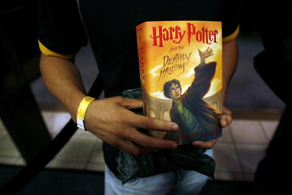 Harry Potter has been banned by Catholic and evangelical Christian groups for its fictional depiction of witchcraft and wizardry.