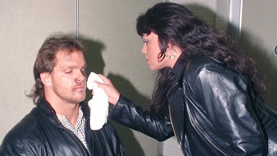 Chris Benoit a Nancy Benoit - fotografie souborů