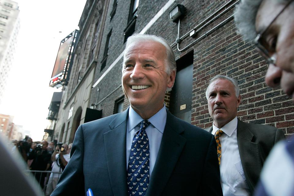 Donor Claims He Wore Fbi Wire To Investigate Biden S 2008 Fundraising