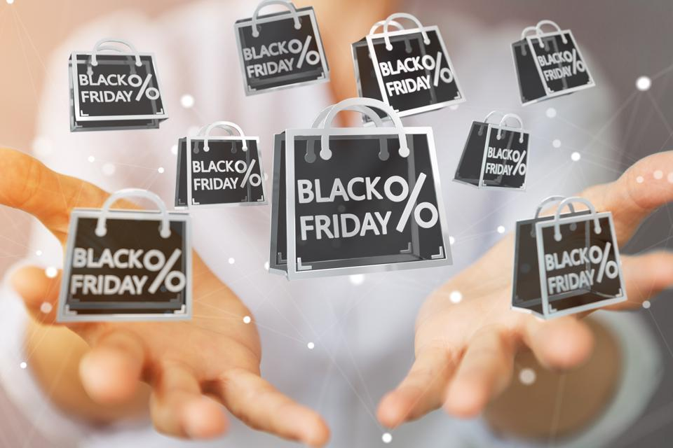 The Amazing Ways AI Has Changed Black Friday And Cyber Monday Forever