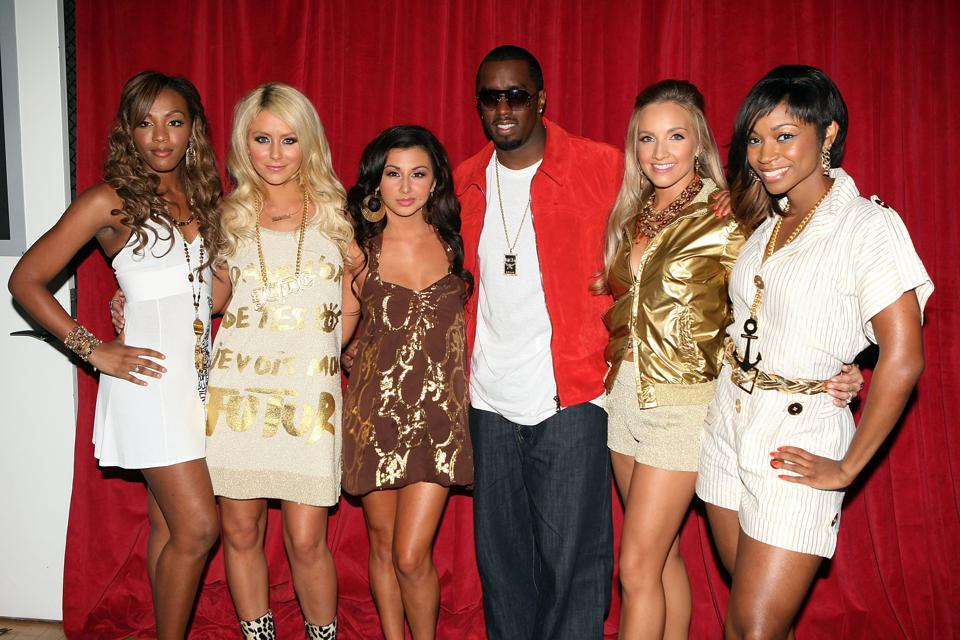 MTV & Diddy Presents ″Making The Band 4″ Finale