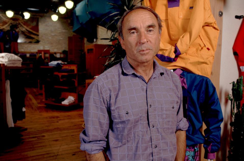 Patagonia Store Owner Yvon Chouinard