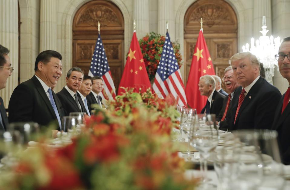 China US Trade Confusion