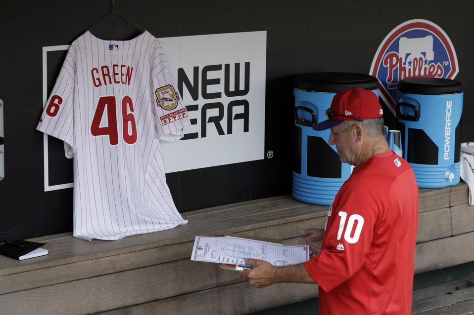 Twins Phillies Baseball